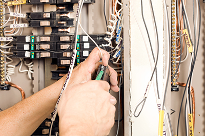Electrical Wiring Detroit MI - Commercial, Industrial Electrician - C&J Electrical Services - 1