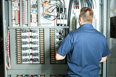 Lighting Control Systems West Bloomfield MI - Commercial, Industrial Electrician - C&J Electrical Services - 3